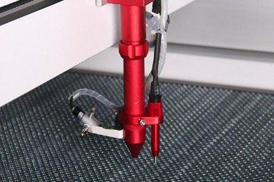 sistema di autofocus per macchina laser co2
