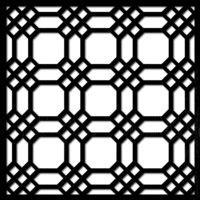 pattern 26 divisorio in legno