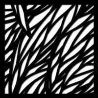 pattern 9 pannelli traforati