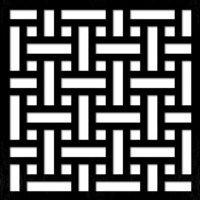 pattern 18 pannelli traforati in legno